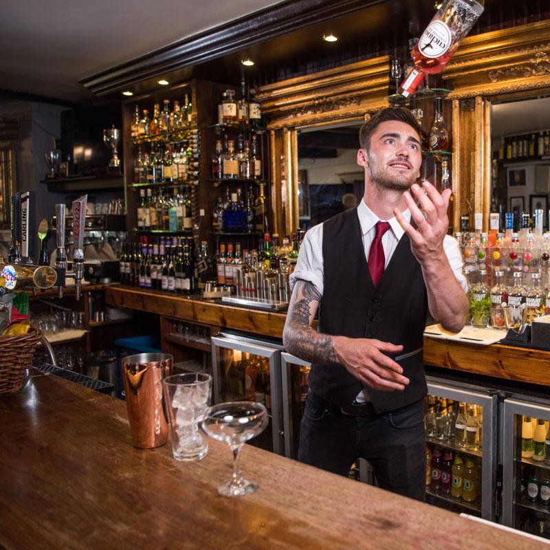 Gin Masterclasses at the Old Bell Inn, Saddleworth