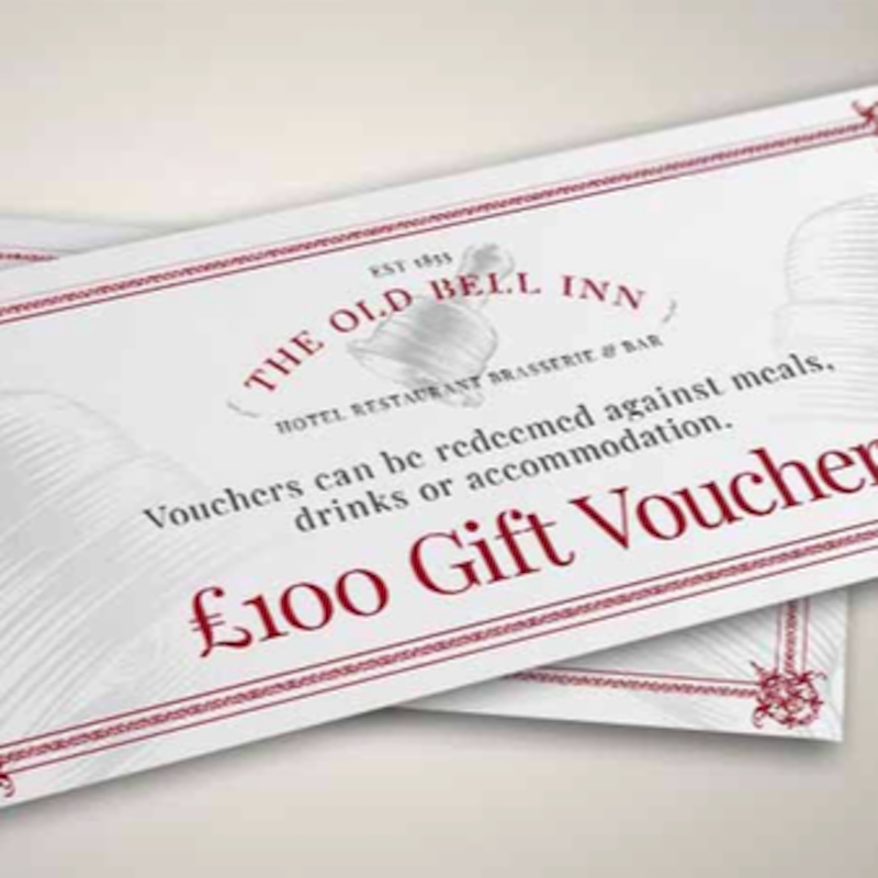 Gift Vouchers for the Old Bell Inn, Delph